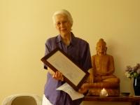 04. YSDC History -  Presentation to Donna Denman.JPG
